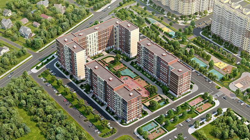Продаётся 2-комнатная квартира в новостройке 51.4 кв.м. этаж 5/13 за 6 466 254 руб