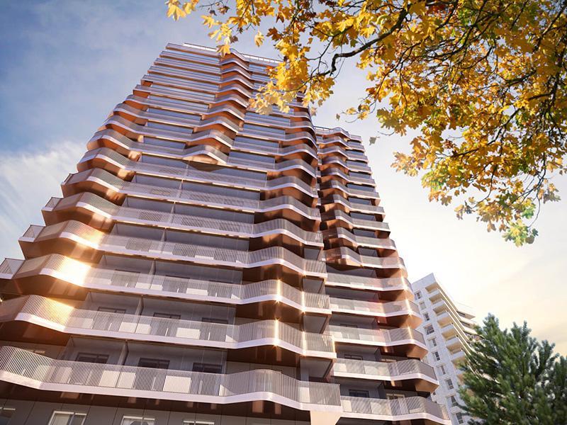 Продаётся 2-комнатная квартира в новостройке 75.9 кв.м. этаж 7/19 за 35 871 253 руб