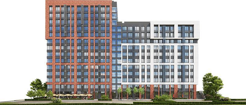 Продаётся 2-комнатная квартира в новостройке 54.9 кв.м. этаж 13/12 за 18 389 091 руб