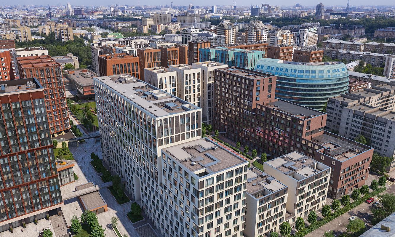 Продаётся 2-комнатная квартира в новостройке 96.1 кв.м. этаж 9/12 за 0 руб