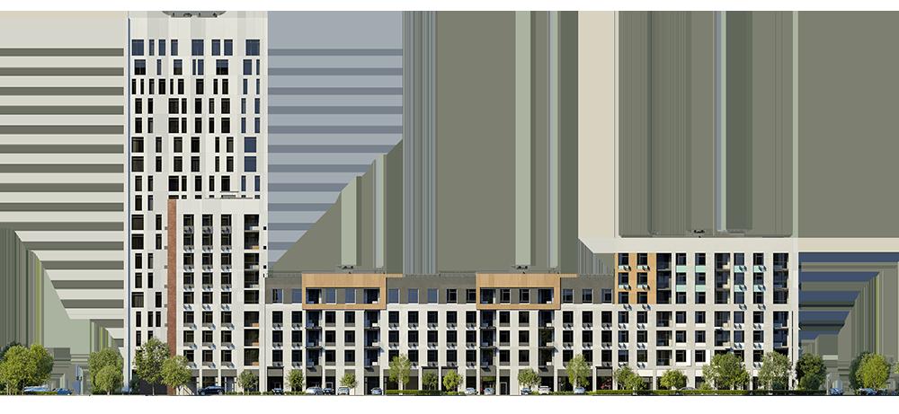 Продаётся 2-комнатная квартира в новостройке 61.8 кв.м. этаж 5/9 за 22 587 146 руб