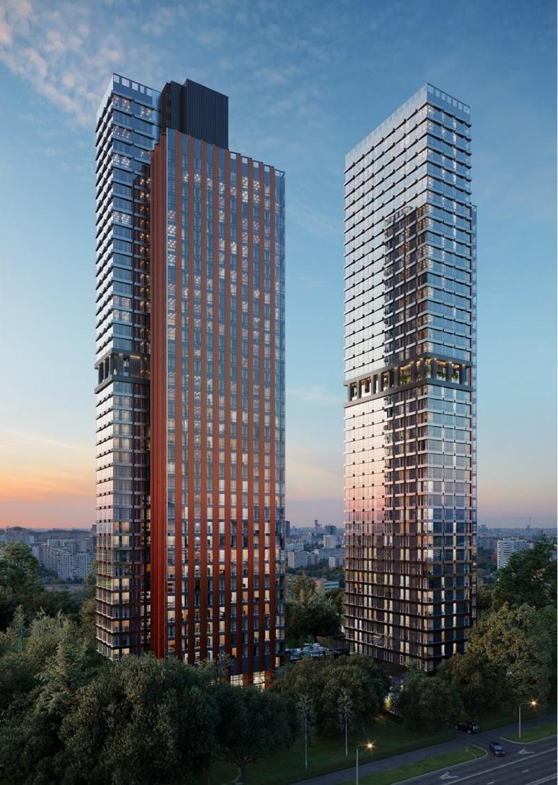 Продаётся  квартира-студия 47.8 кв.м. этаж 10/42 за 17 447 000 руб