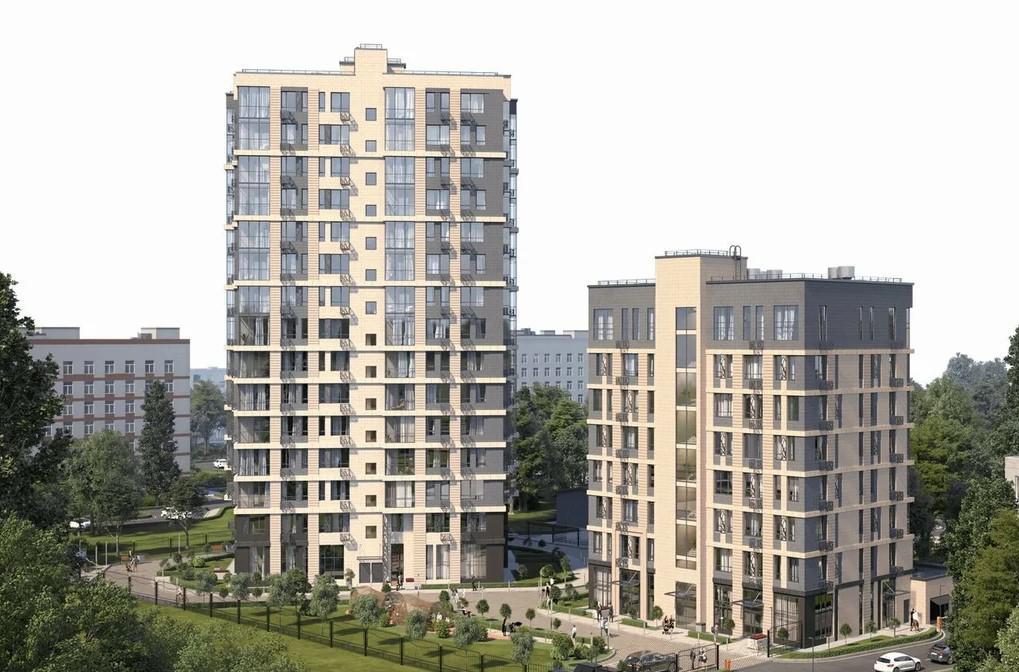 Продаётся 2-комнатная квартира в новостройке 60.8 кв.м. этаж 13/15 за 14 086 771 руб