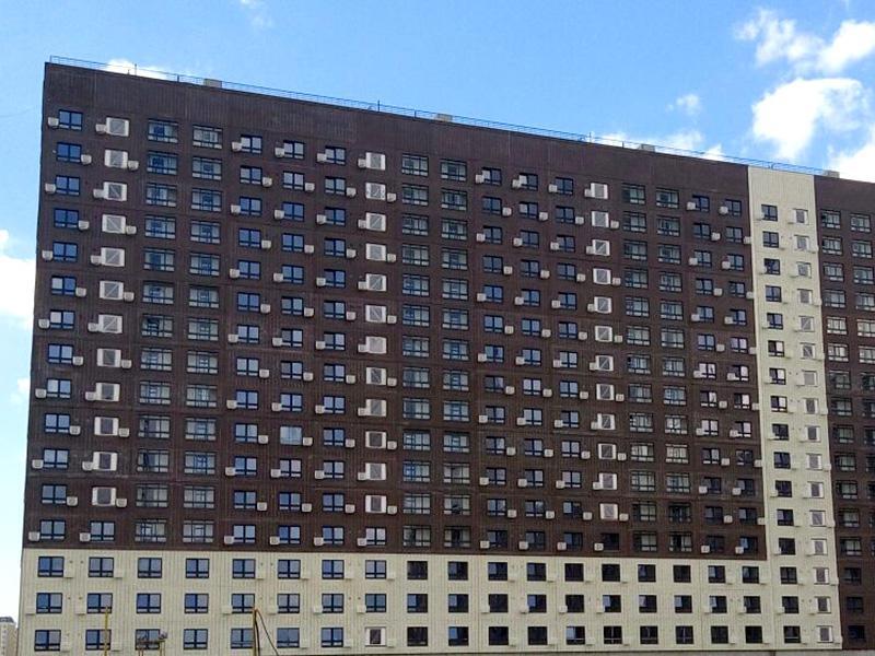 Продаётся 2-комнатная квартира в новостройке 58.0 кв.м. этаж 13/17 за 7 154 300 руб