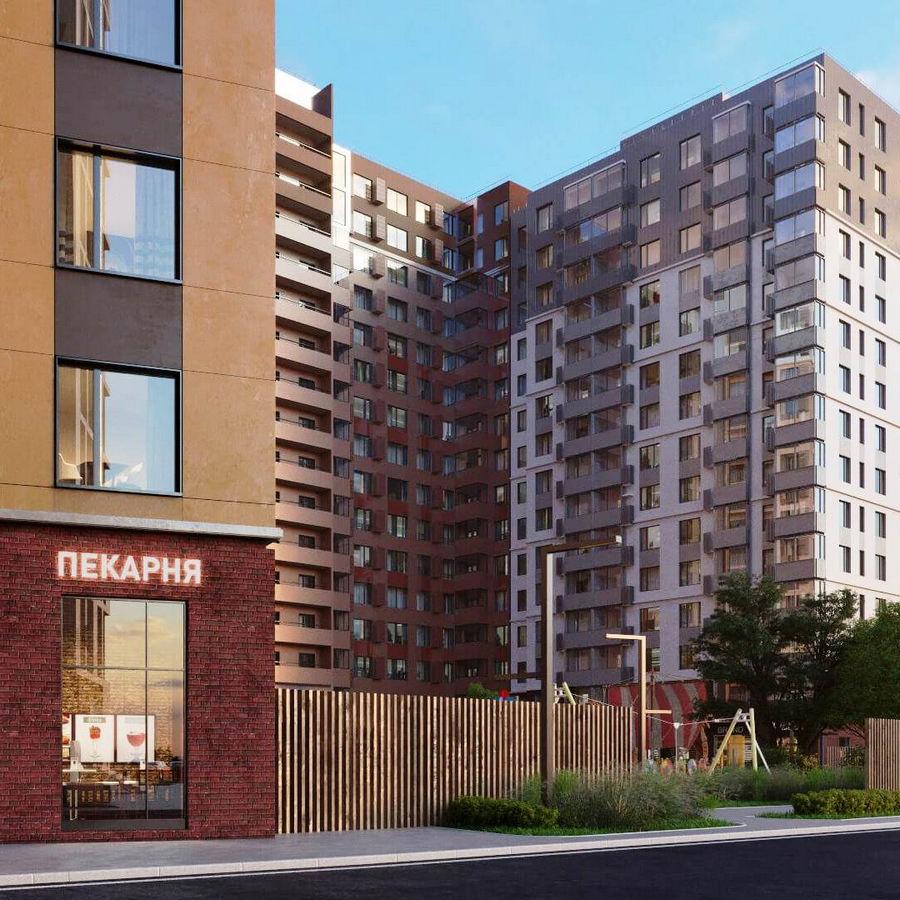 UP-квартал «Скандинавский»