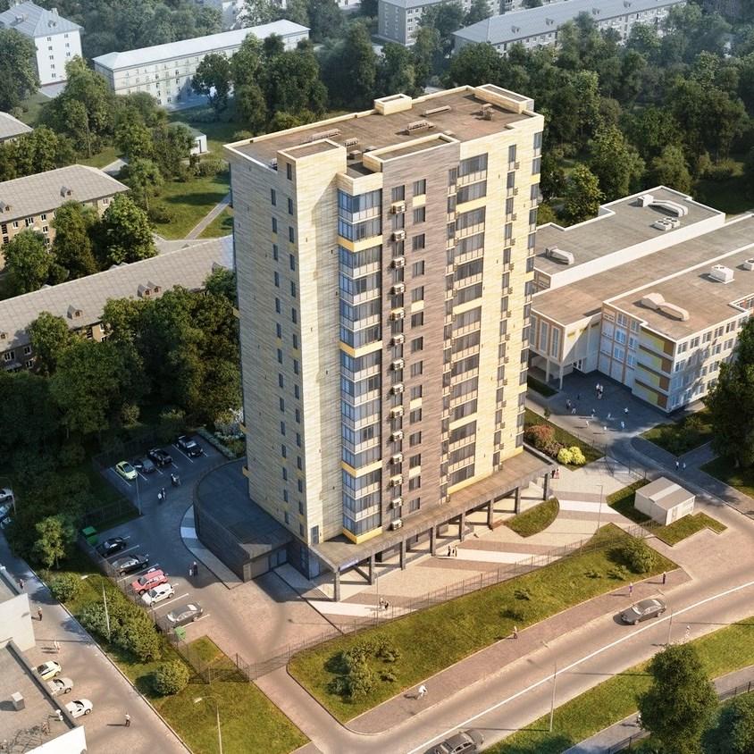 Продаётся 1-комнатная квартира в новостройке 40.0 кв.м. этаж 11/13 за 8 400 000 руб