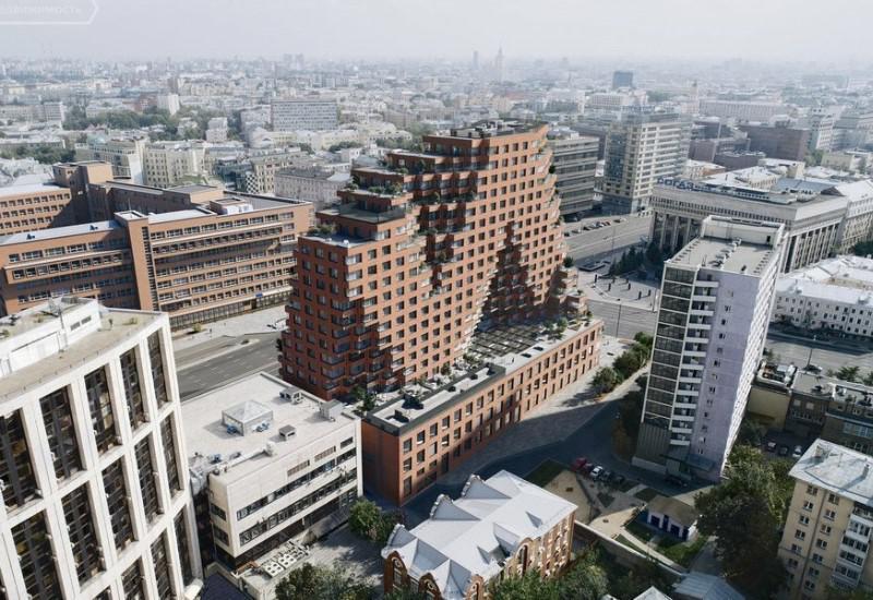 Продаётся  квартира-студия 75.4 кв.м. этаж 8/19 за 28 256 250 руб