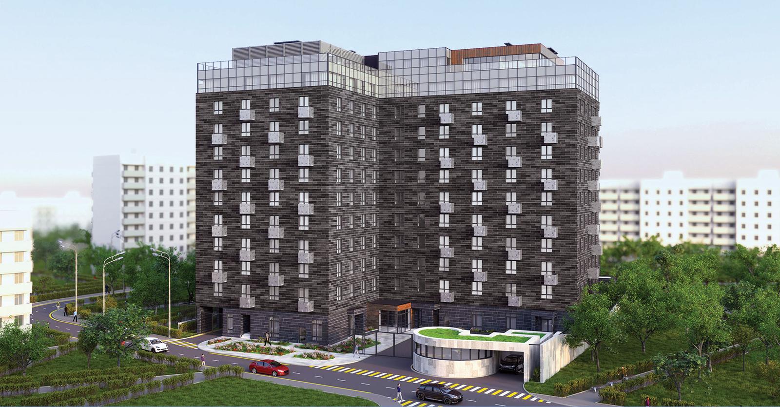 Продаётся 3-комнатная квартира в новостройке 111.9 кв.м. этаж 2/12 за 23 432 586 руб