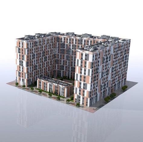 Продаётся 4-комнатная квартира в новостройке 117.7 кв.м. этаж 14/2 за 34 533 180 руб