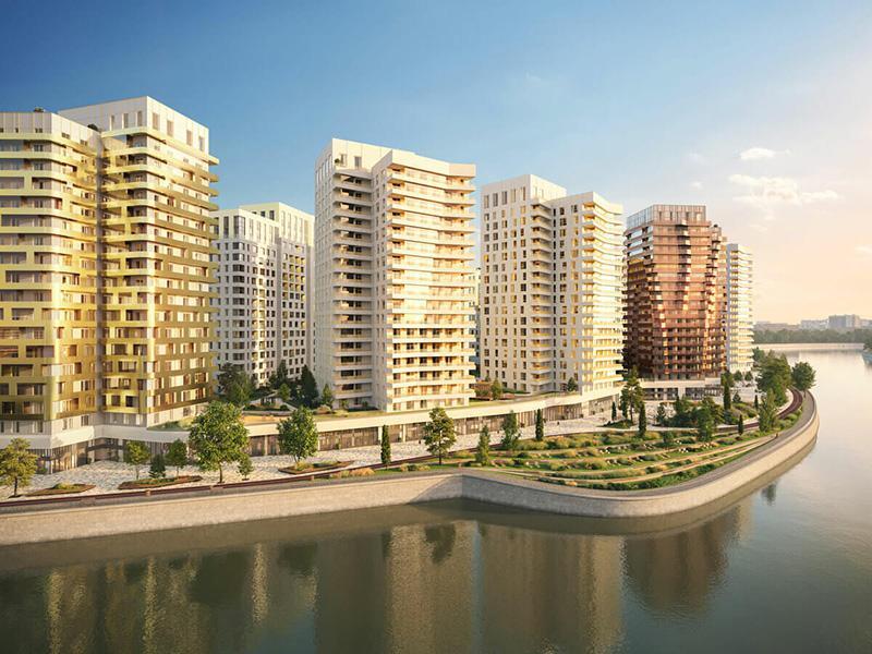 Продаётся 2-комнатная квартира в новостройке 49.4 кв.м. этаж 8/16 за 20 810 720 руб