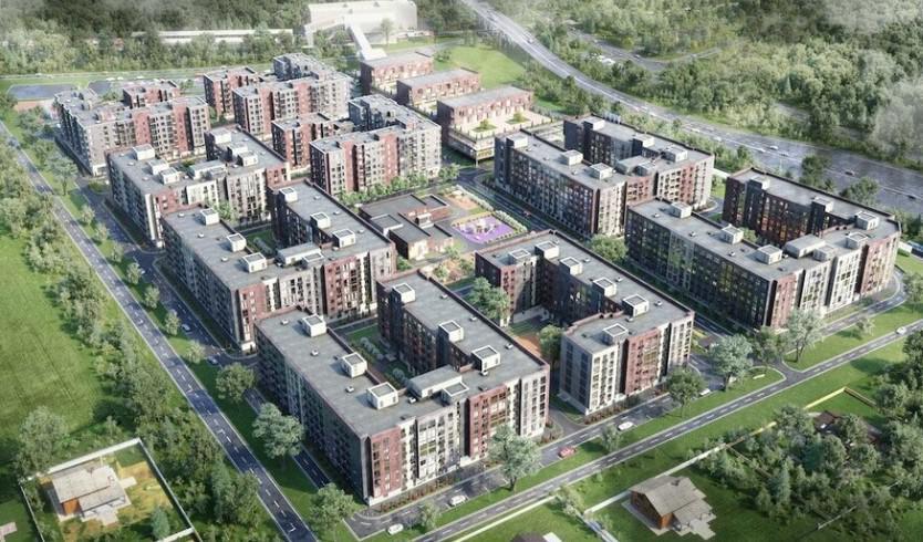 Продаётся 3-комнатная квартира в новостройке 88.5 кв.м. этаж 1/6 за 14 408 160 руб