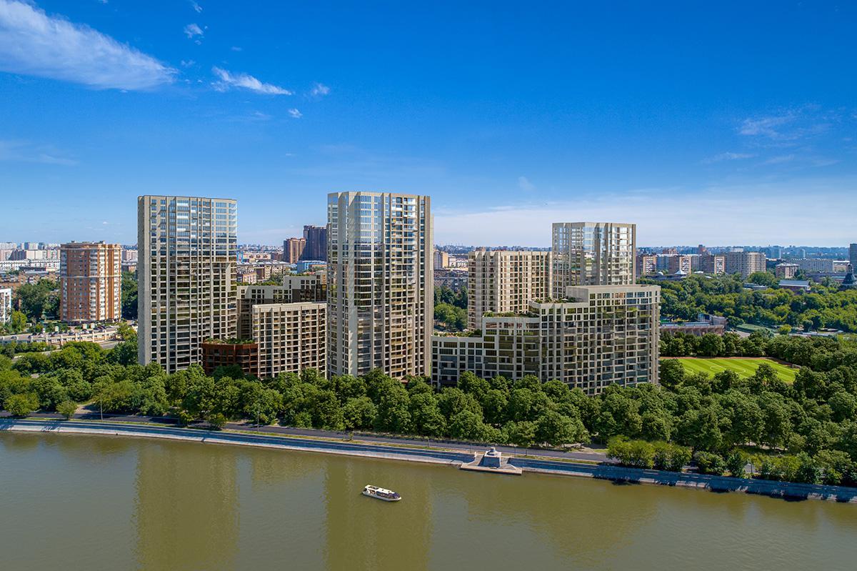 Продаётся 2-комнатная квартира в новостройке 59.5 кв.м. этаж 5/26 за 19 104 440 руб