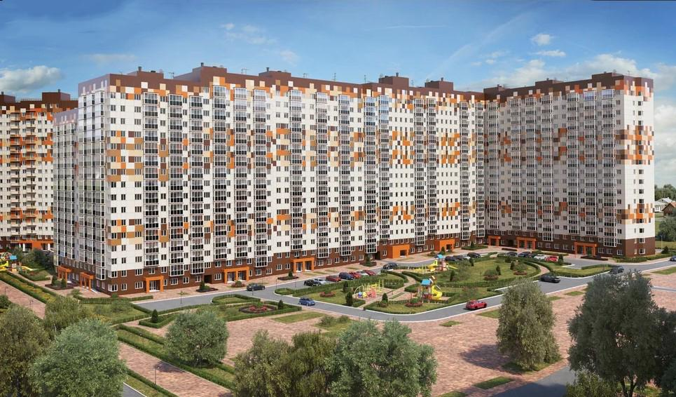 Продаётся 2-комнатная квартира в новостройке 39.5 кв.м. этаж 17/17 за 5 472 135 руб