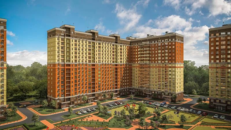 Продаётся 2-комнатная квартира в новостройке 57.1 кв.м. этаж 17/17 за 6 216 493 руб