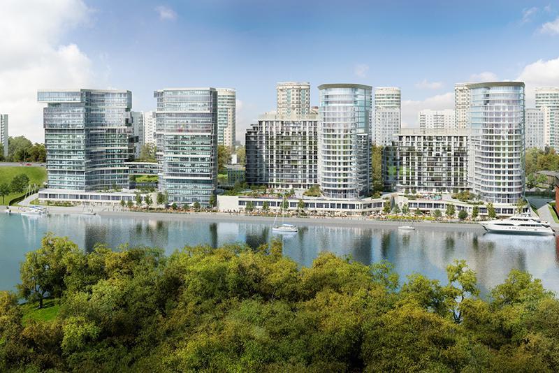 Продаётся 4-комнатная квартира в новостройке 127.2 кв.м. этаж 9/14 за 30 876 644 руб