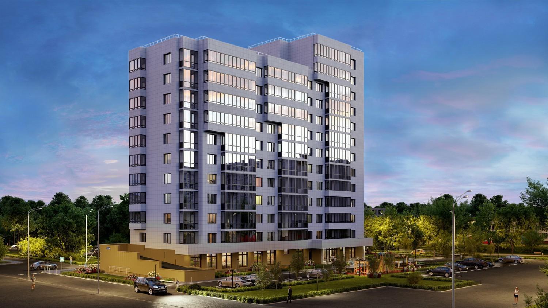 Продаётся 2-комнатная квартира в новостройке 67.1 кв.м. этаж 2/13 за 13 335 800 руб