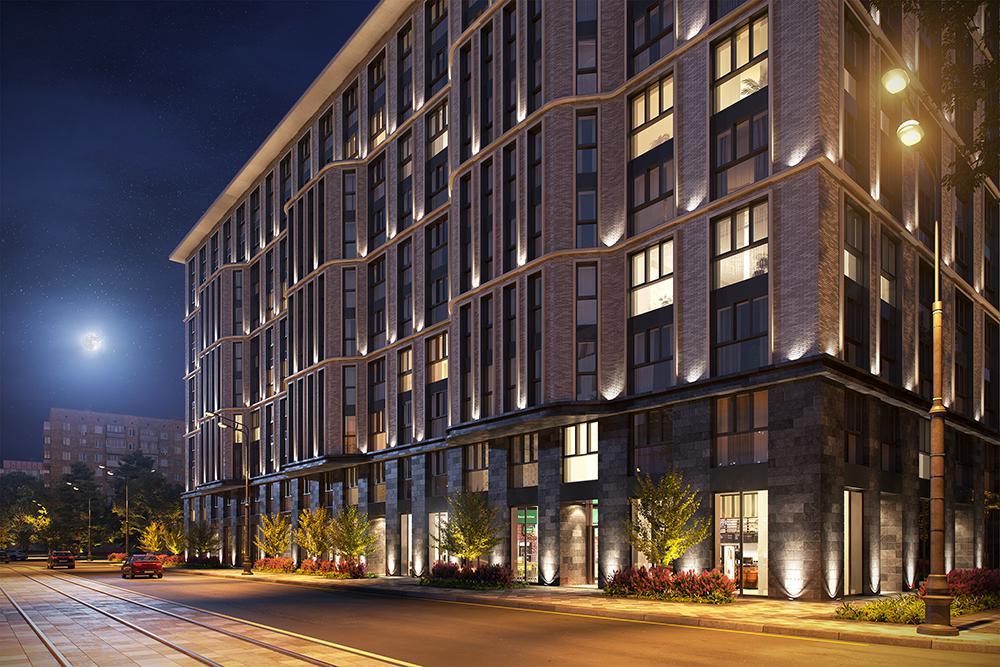 Продаётся  квартира-студия 34.5 кв.м. этаж 7/10 за 18 053 850 руб