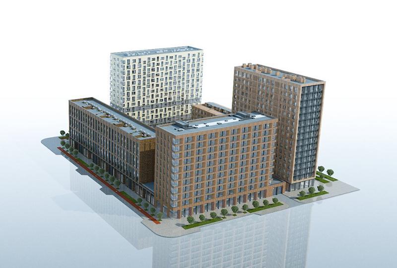 Продаётся 3-комнатная квартира в новостройке 72.8 кв.м. этаж 7/16 за 23 192 505 руб
