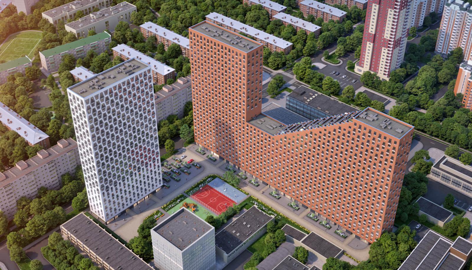 Продаётся 3-комнатная квартира в новостройке 81.3 кв.м. этаж 22/29 за 23 129 850 руб