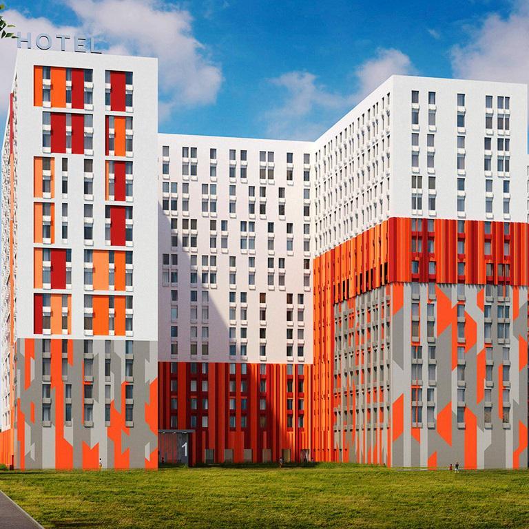 апарт-комплекс «М1 Сколково»