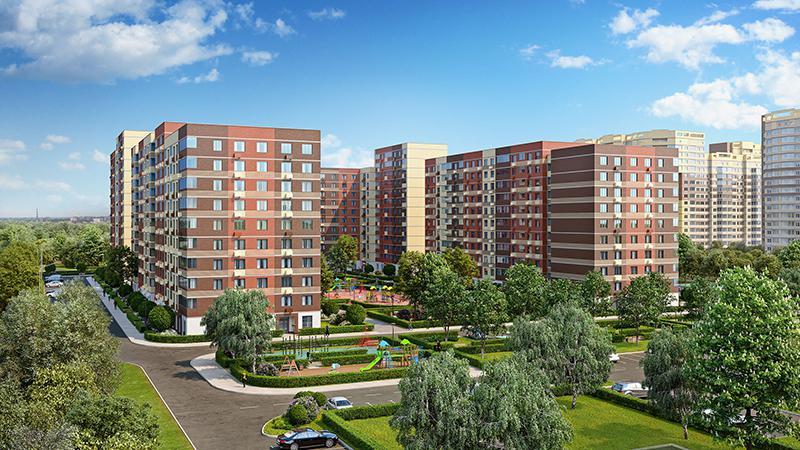 Продаётся 1-комнатная квартира в новостройке 36.3 кв.м. этаж 6/11 за 4 885 218 руб