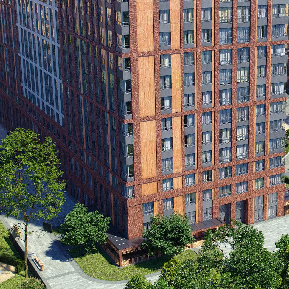 Продаётся 1-комнатная квартира в новостройке 37.7 кв.м. этаж 8/21 за 12 819 885 руб