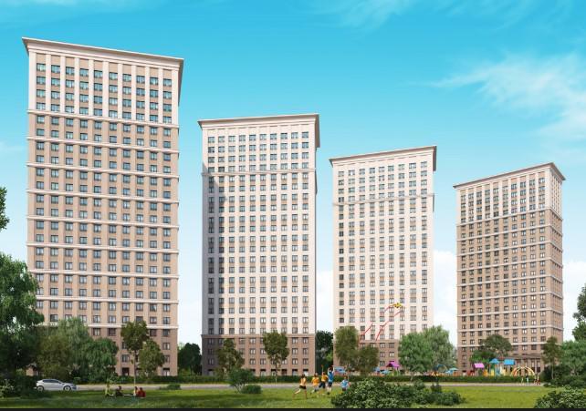 Продаётся  квартира-студия 65.2 кв.м. этаж 21/21 за 15 940 582 руб