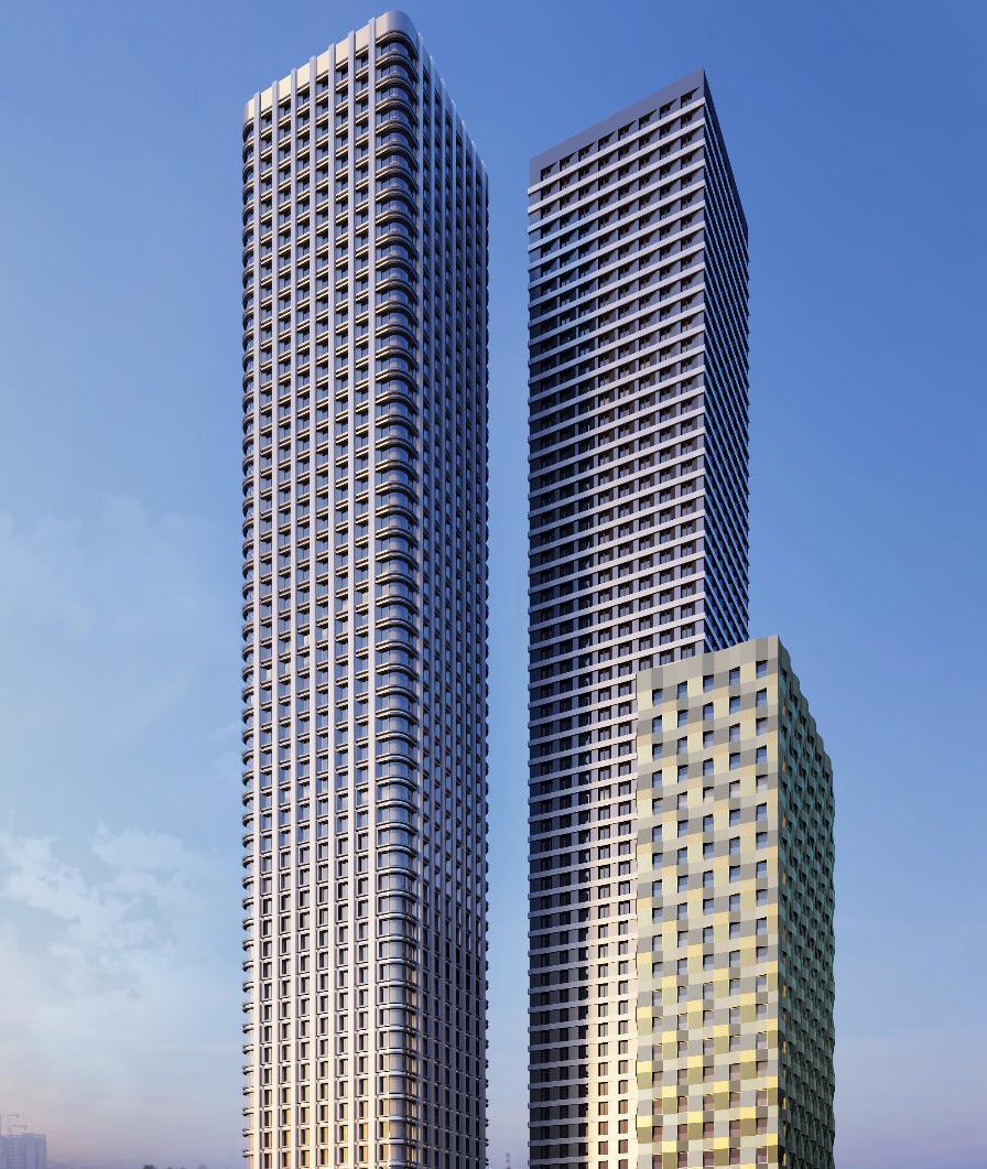 Продаётся 1-комнатная квартира в новостройке 38.1 кв.м. этаж 4/22 за 0 руб