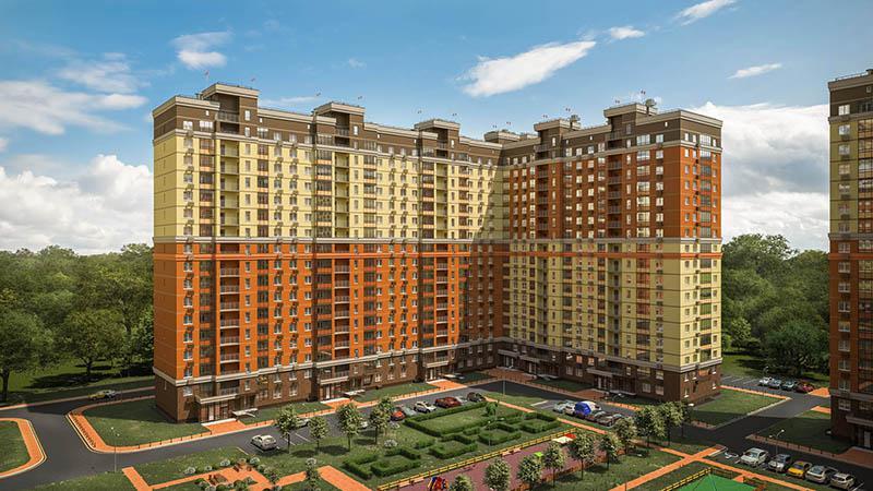 Продаётся 2-комнатная квартира в новостройке 55.5 кв.м. этаж 5/17 за 5 959 737 руб