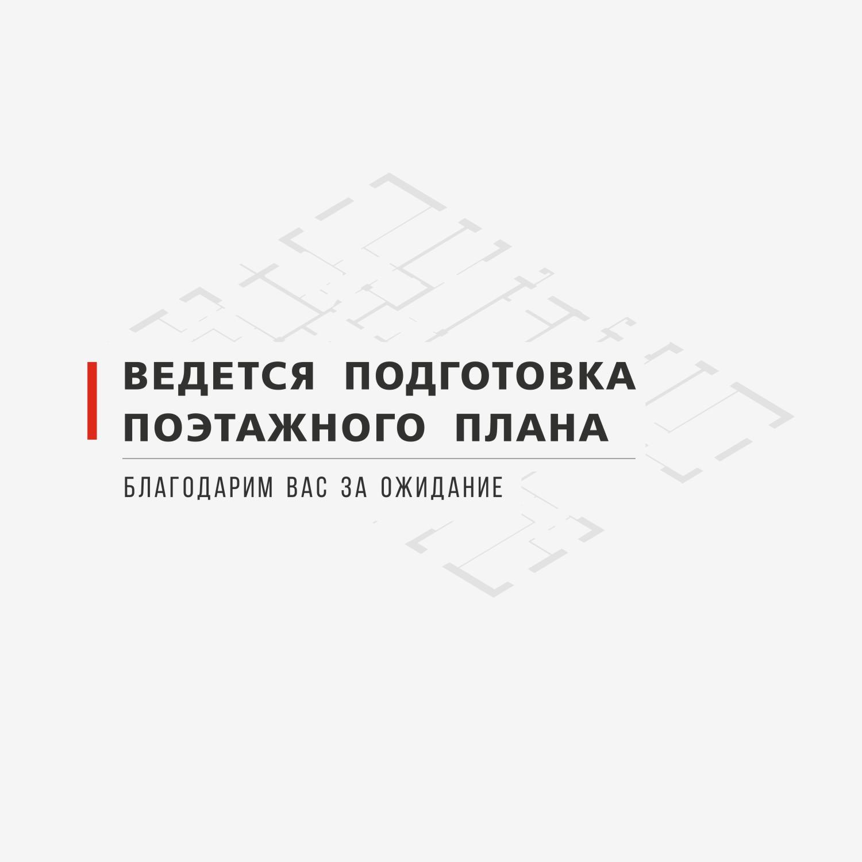 Продаётся 2-комнатная квартира в новостройке 58.1 кв.м. этаж 13/17 за 4 170 000 руб