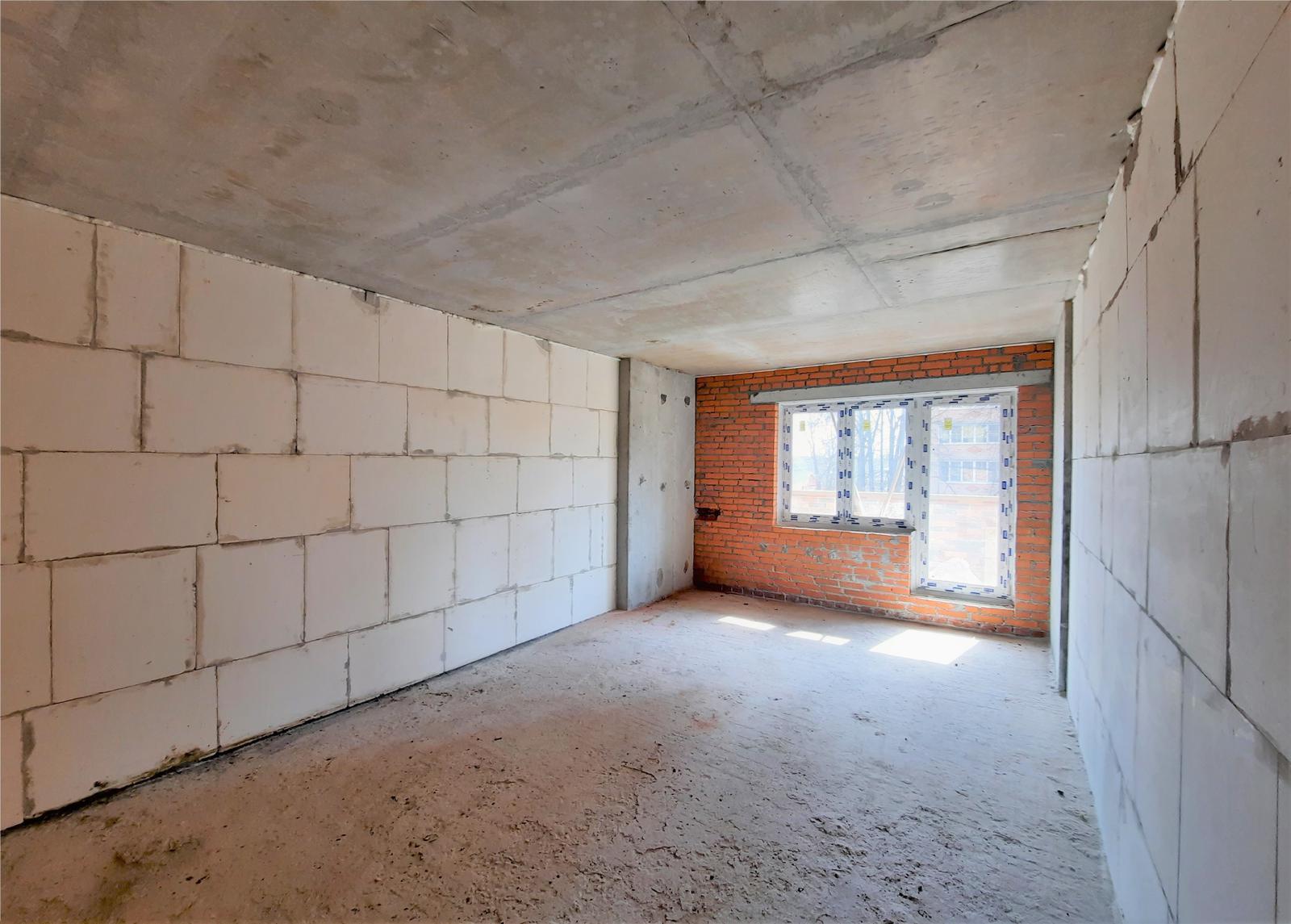 Продаётся 1-комнатная квартира в новостройке 29.5 кв.м. этаж 16/17 за 2 120 000 руб