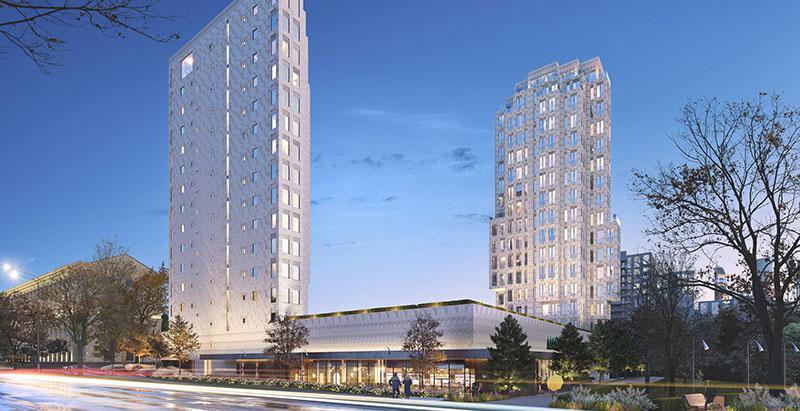 Продаётся 1-комнатная квартира в новостройке 83.6 кв.м. этаж 6/17 за 60 579 156 руб