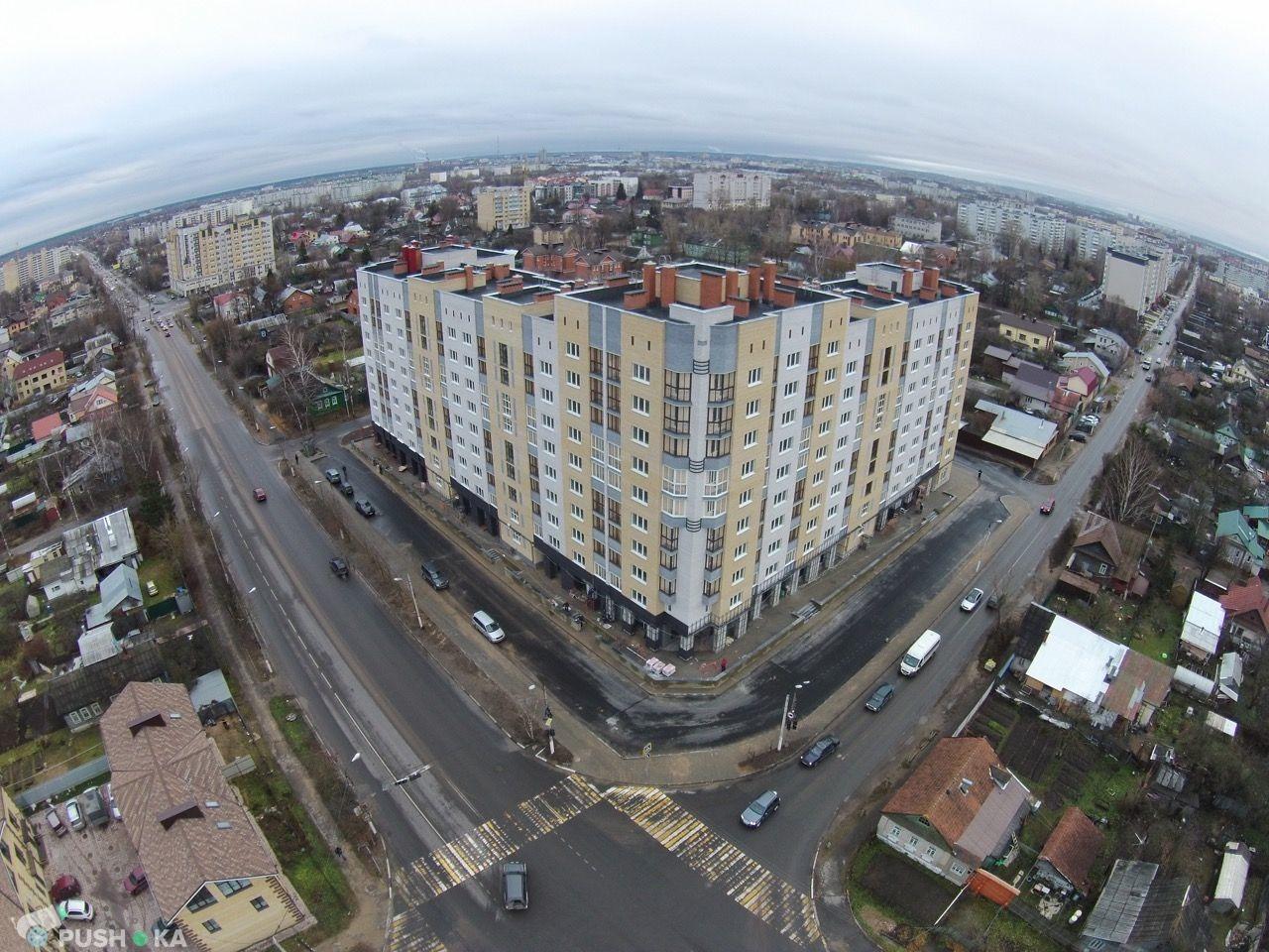 дом ул. Красина, 1