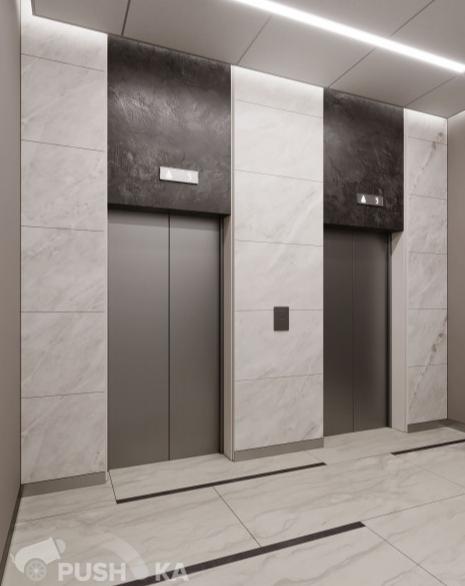 Продаётся 1-комнатная квартира в новостройке 25.0 кв.м. этаж 14/23 за 8 600 000 руб