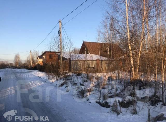Продаётся  участок 10.0 сот. за 1 600 000 руб