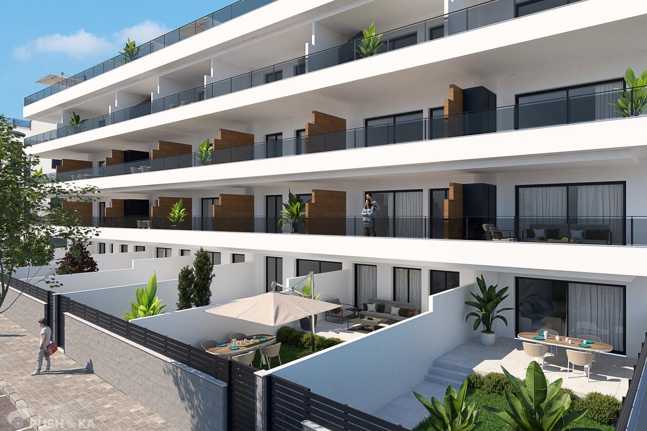 Продаётся 3-комнатная квартира в новостройке 129.0 кв.м. этаж 3/3 за 395 000 EUR