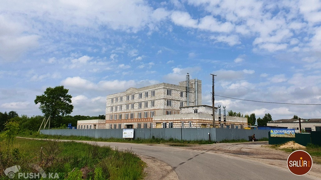 Продаётся  офисное здание 2455.0 кв.м.  за 40 000 000 руб