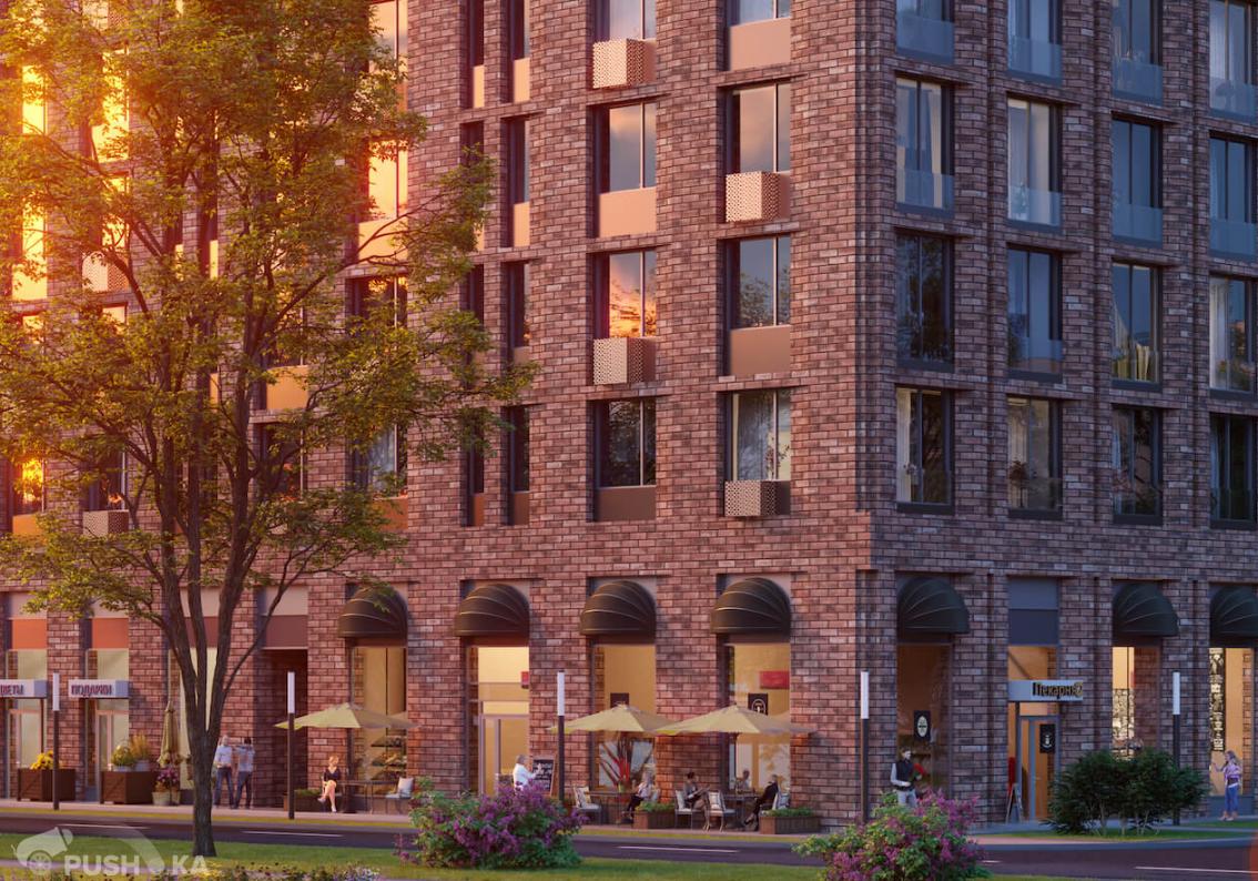 Продаётся 2-комнатная квартира в новостройке 63.0 кв.м. этаж 3/27 за 20 000 000 руб