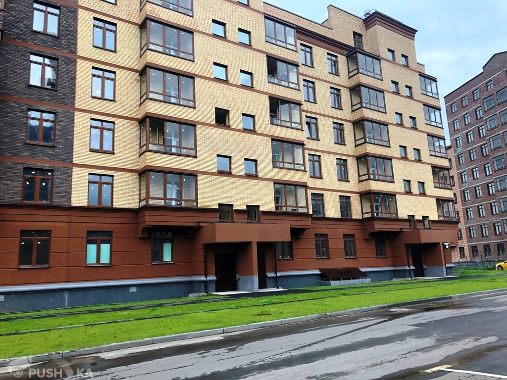 Продаётся 1-комнатная квартира 32.3 кв.м. этаж 2/8 за 1 900 000 руб