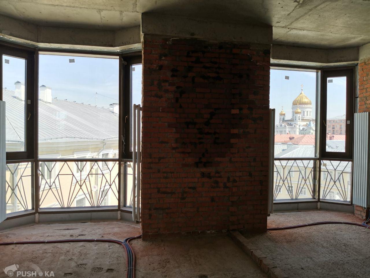 Продаётся  квартира со свободной планировкой 155.0 кв.м. этаж 4/6 за 230 000 000 руб