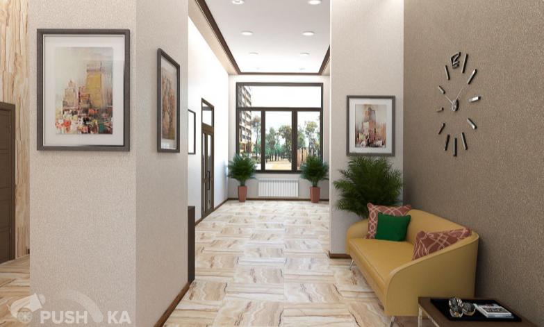Продаётся 1-комнатная квартира в новостройке 39.0 кв.м. этаж 4/22 за 10 000 000 руб