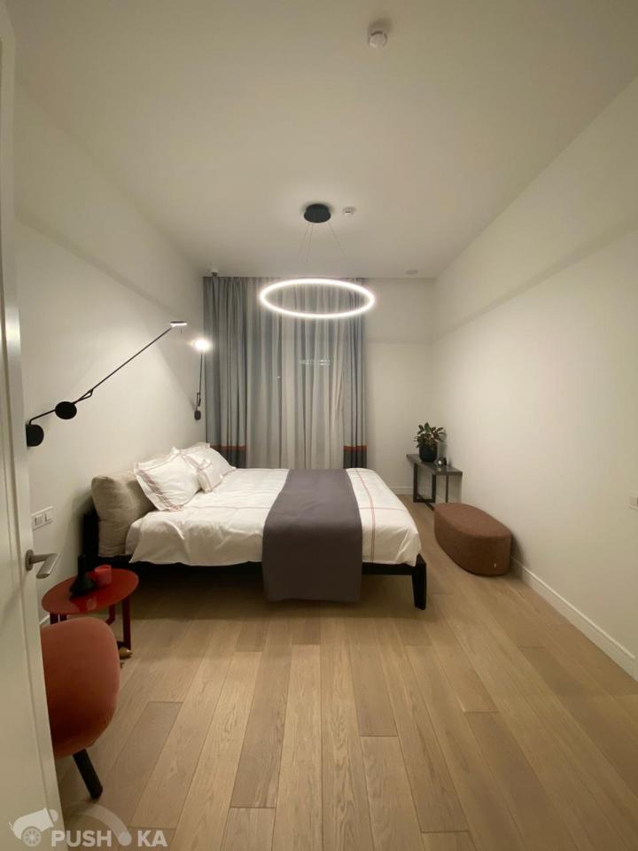 Продаётся 2-комнатная квартира в новостройке 56.0 кв.м. этаж 10/25 за 44 000 000 руб