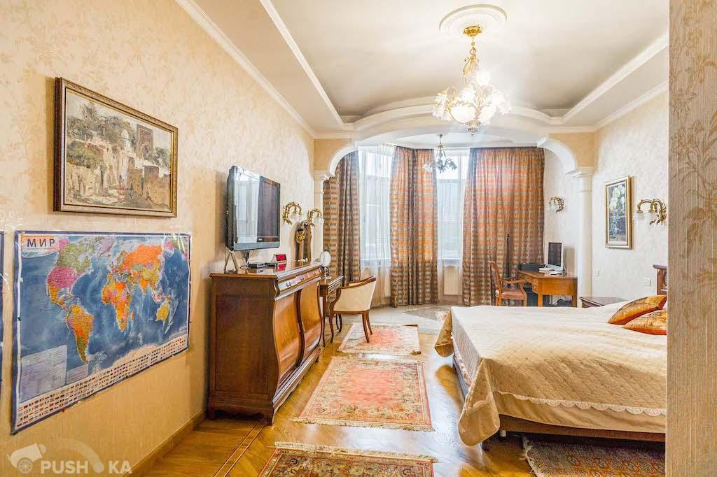 Продаётся 4-комнатная квартира 274.0 кв.м. этаж 1/10 за 83 900 000 руб