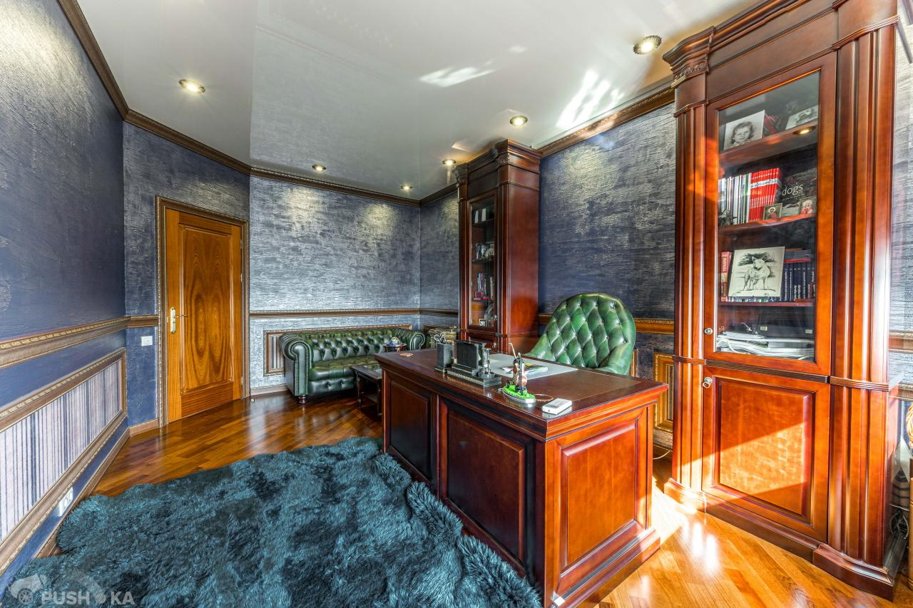 Продаётся 4-комнатная квартира 192.0 кв.м. этаж 16/31 за 52 000 000 руб