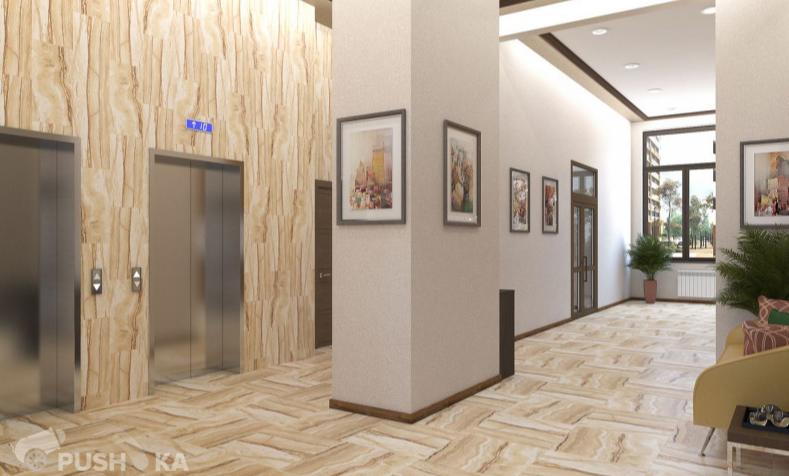 Продаётся 1-комнатная квартира в новостройке 43.0 кв.м. этаж 5/22 за 10 899 997 руб