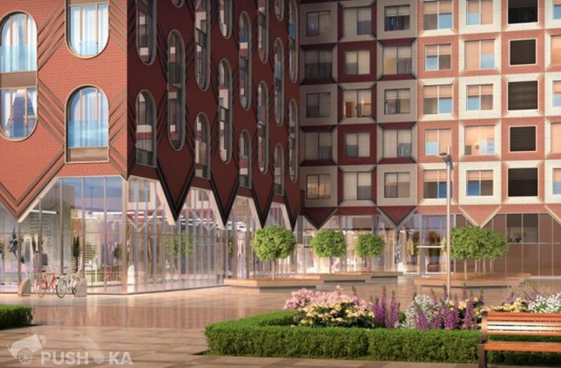 Продаётся 2-комнатная квартира в новостройке 49.5 кв.м. этаж 7/16 за 15 700 000 руб