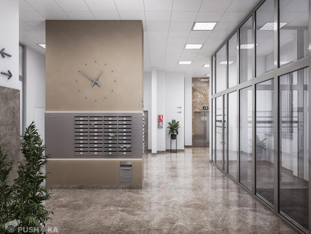 Продаётся 1-комнатная квартира в новостройке 33.0 кв.м. этаж 2/14 за 6 250 000 руб