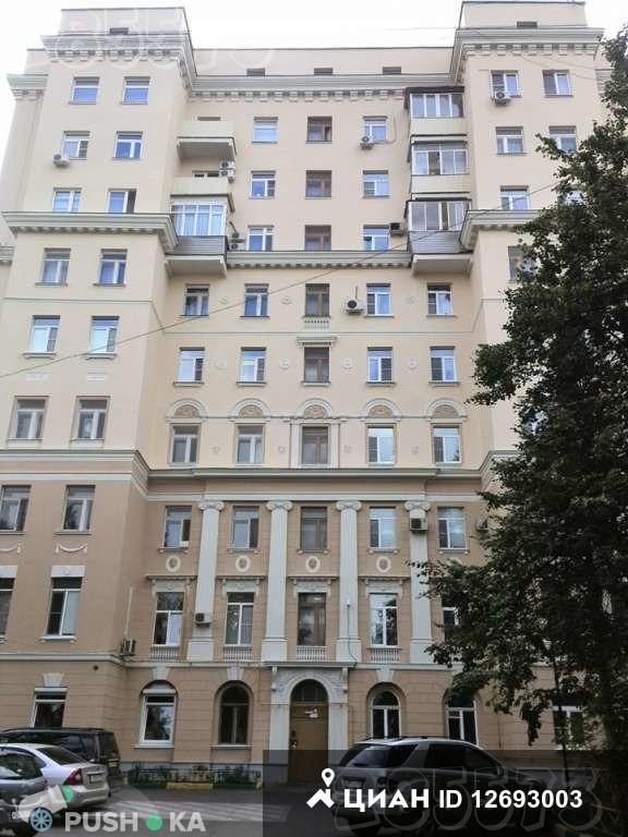 Купить трёхкомнатную квартиру г Москва, Вишняковский пер, д 23 - World Real Estate Service «PUSH-KA», объявление №239