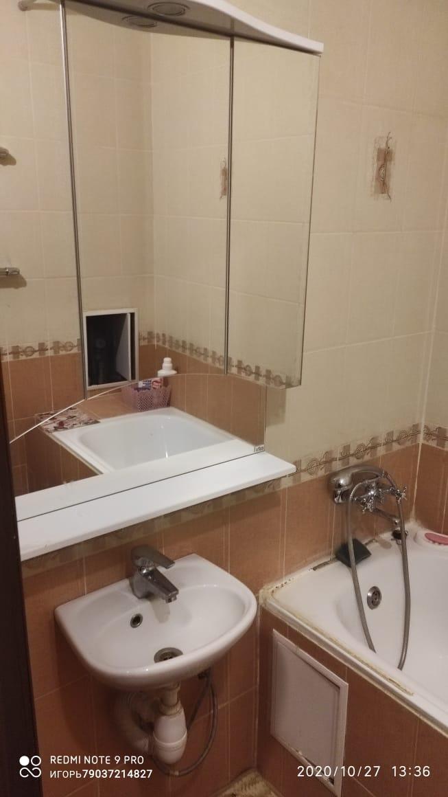 Сдаётся 1-комнатная квартира 31.0 кв.м. этаж 15/16 за 17 000 руб