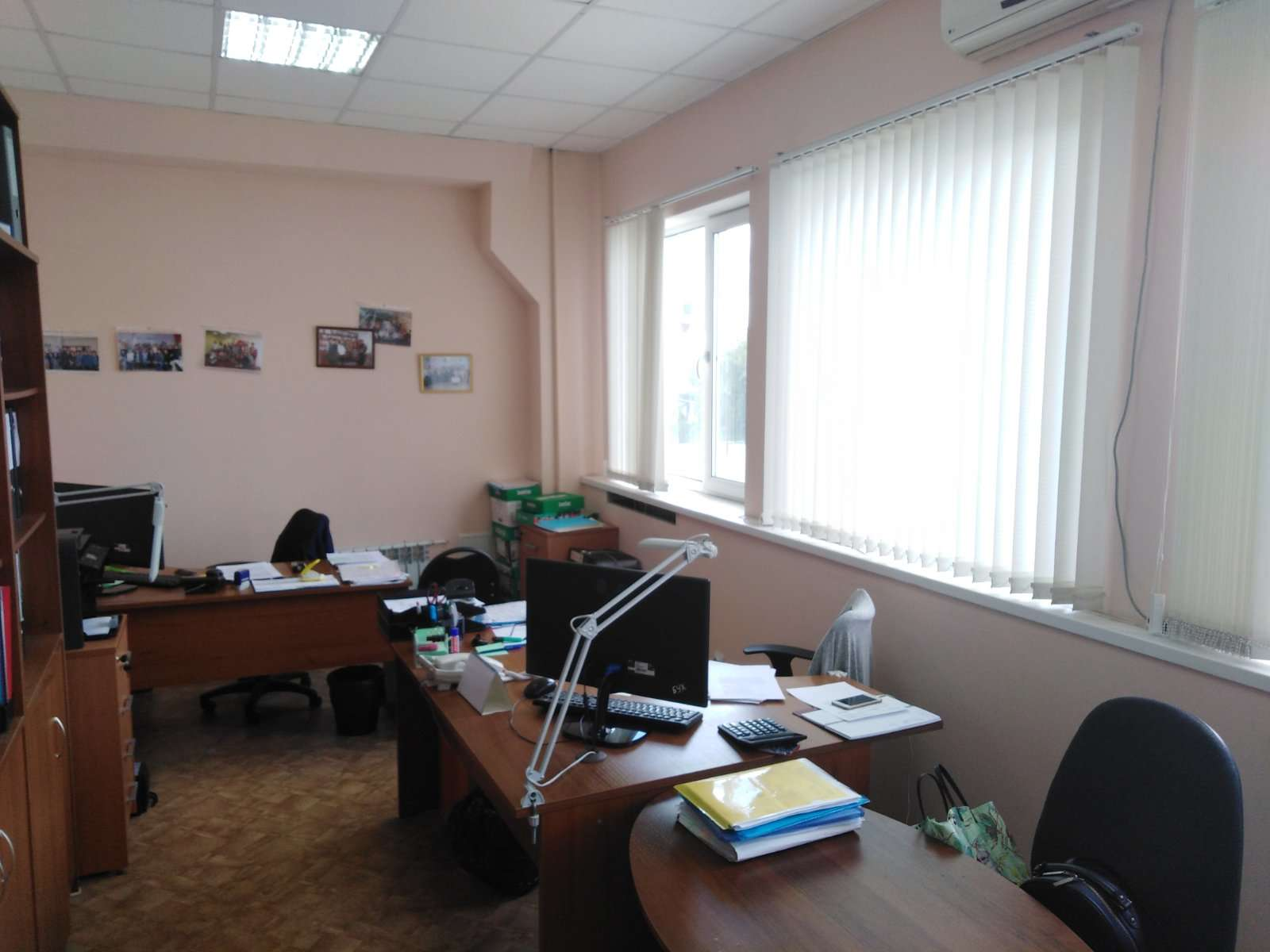 Сдаётся 2-комнатная офис 51.0 кв.м. этаж 3/4 за 22 950 руб